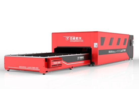 Large Sheet Metal Laser  Machine