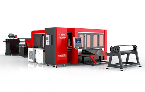 Fiber Laser for cold rolled steel and hot rolled steel